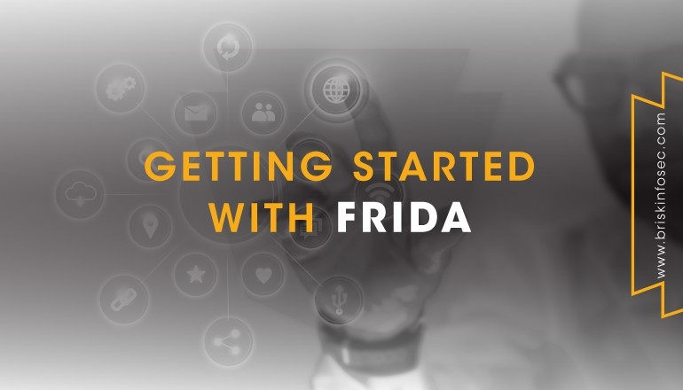 Getting Started with Frida | Briskinfosec
